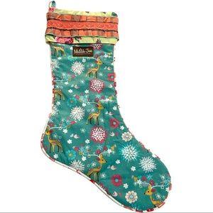 Matilda Jane Christmas Stocking NWOT
